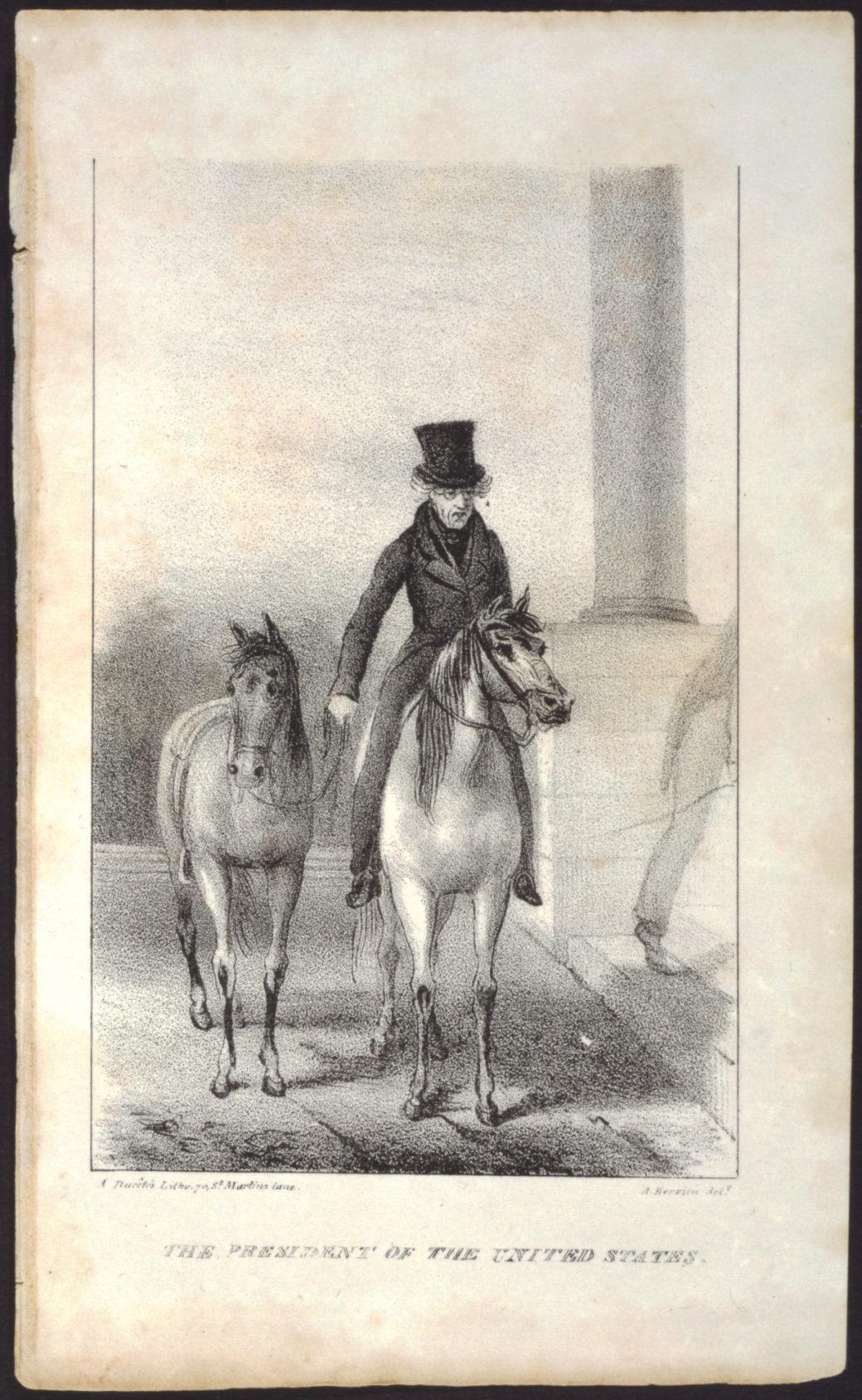 Andrew Jackson's Cabinet - Photo 3 - White House ...