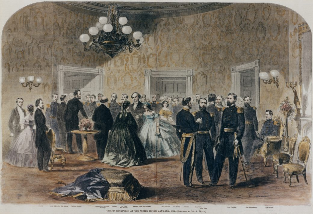 African Americans Enter Abraham Lincoln's White House, 1863-1865 ...