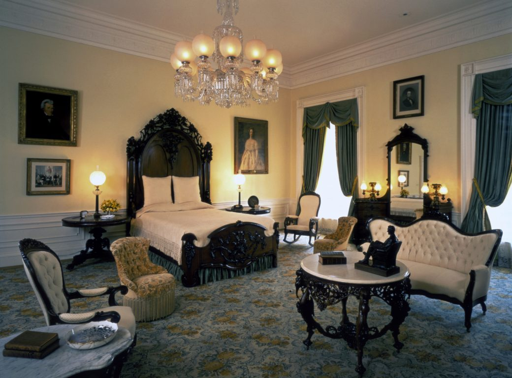 Treasures Of The White House The Lincoln Bed White House Historical Association