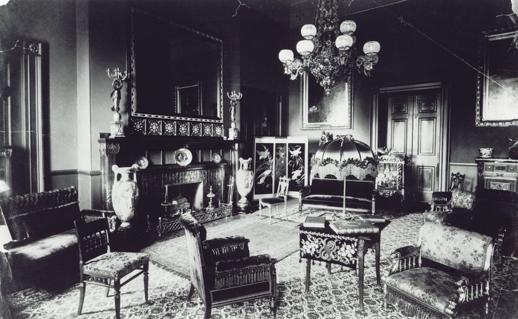 The Red Room - White House Historical Association1920s White House