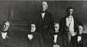 James Polk's cabinet