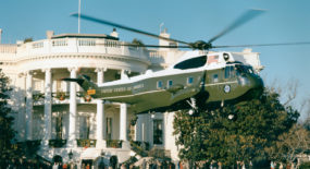 The President's Helicopter